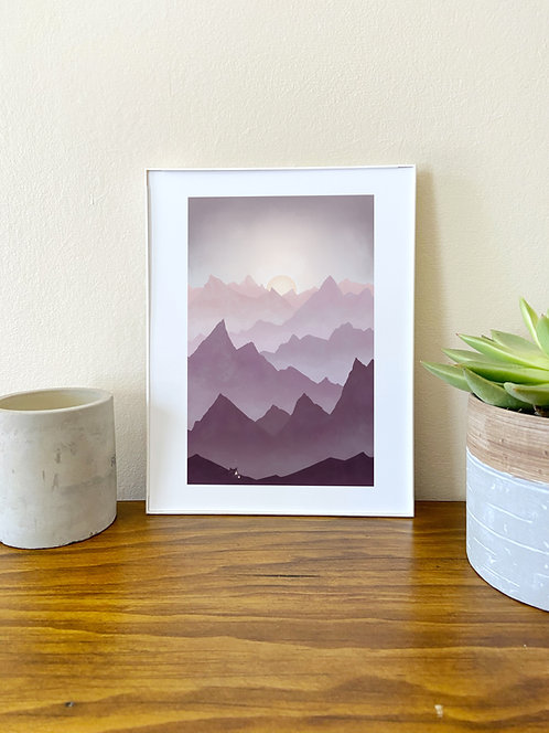 Wanderlust- Mountains (2)