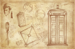 tardis and the doctor