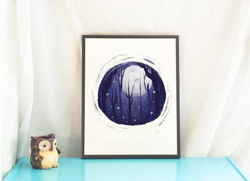 The Moon Calls