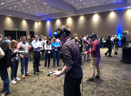 Las Vegas Trade Shows and Virtual Reality – A Perfect Fit