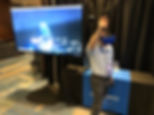 Virtual Reality Boise VR Booth