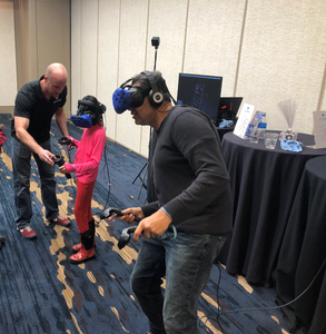 The Kids At Beaver Creek Love The VR Booth
