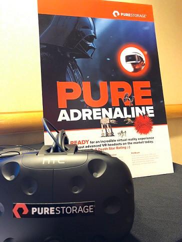Pure Adrenaline Company Virtual Reality Branding