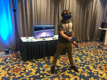 Why Virtual Reality Booths are Increasing in Popularity