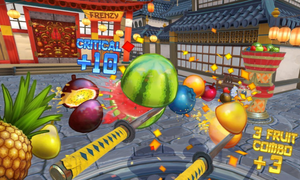 Fruit Ninja VR Game