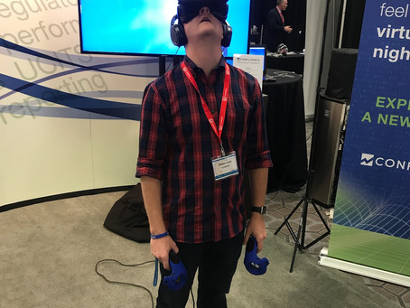Virtual Reality and Politics? Why Washington D.C. loves VR Events