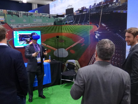 5 Creative Uses of Virtual Reality (VR) Booths