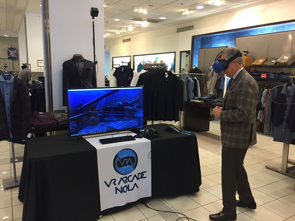 Maverick VR Virtual Reality Booth Corporate Events