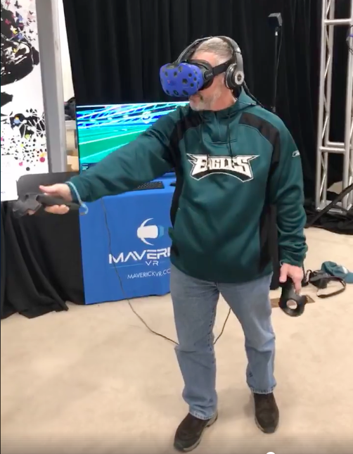 Virtual Reality Rental Demonstration