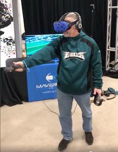 Virtual Reality Rental Demonstration