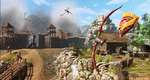 Elven Assassin Virtual Reality (VR) Game Review