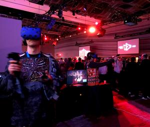 Zombie Themed Virtual Reality Rental