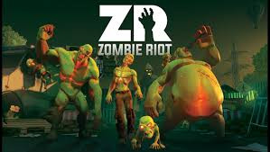 Zombie Riot VR Game