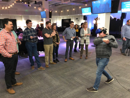 Why Dallas Embraces VR Events