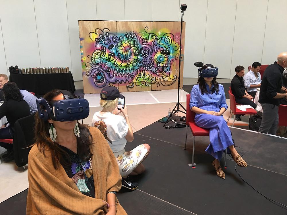 Leelee Kimmel Virtual Reality