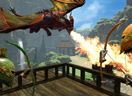 Elven Assassin: The Fantasy Archery Game Perfect for any Virtual Reality Booth - VR Game Review