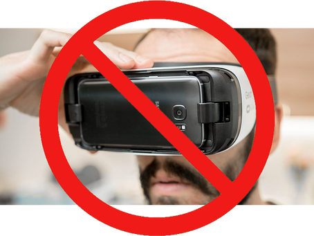 Dear Smartphone VR Headsets: You're Wrong for Corporate Events