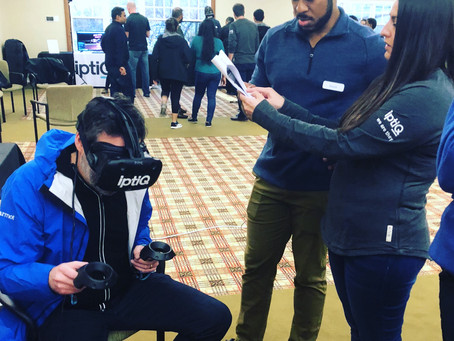Virtual Reality Booths for Corporate Team Building