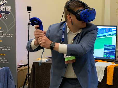 Home Run Derby – Attract More Guests With VR