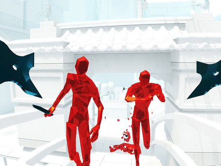 SUPERHOT VR: Innovative Gameplay for Your Virtual Reality (VR) Event - Virtual Reality Review