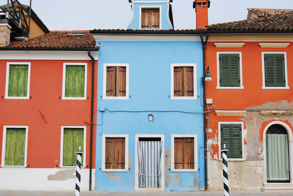 Escaping to Burano