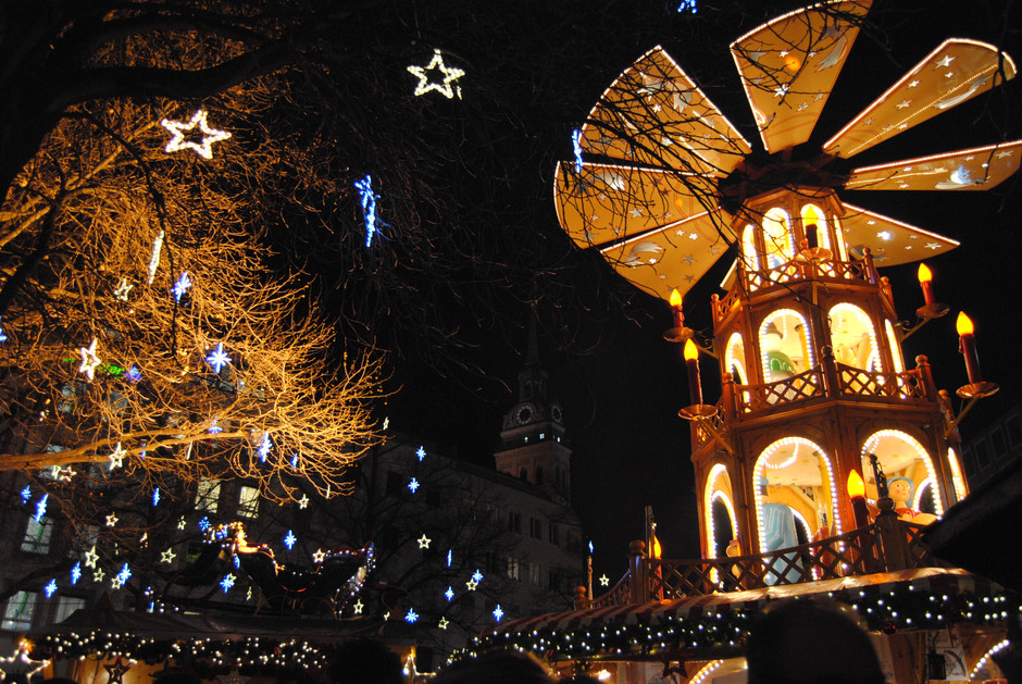 Journey to the Christkindlmarkt