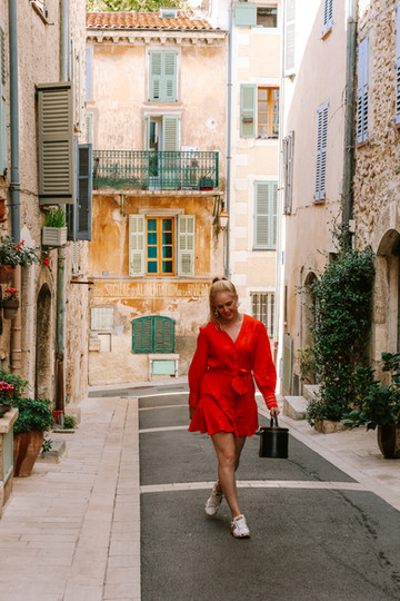 City Story: St Paul de Vence and surrounds