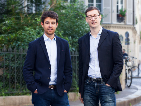 Interview Arcane avec Arnaud de Terline & Arthur d'Yvoire.