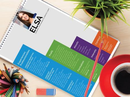 5 exemples de CV pour décrocher un stage ou un 1er emploi