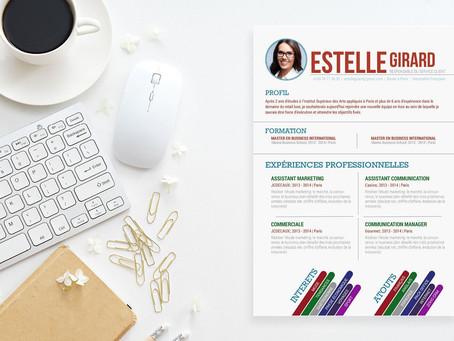 Premier emploi : le guide pour votre CV