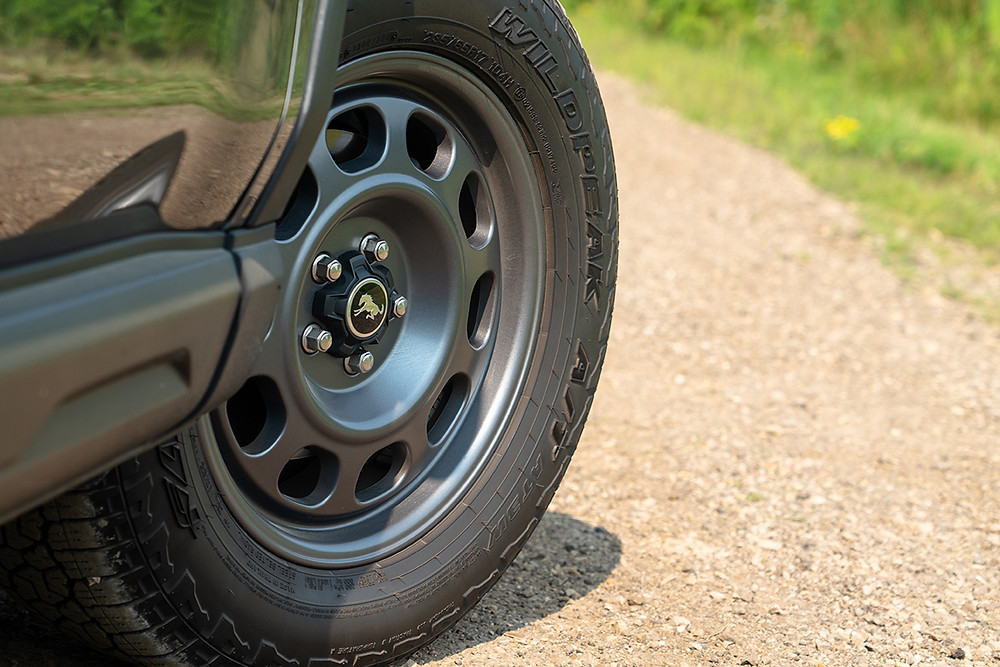 2021 Ford Bronco Sport Badlands Edition