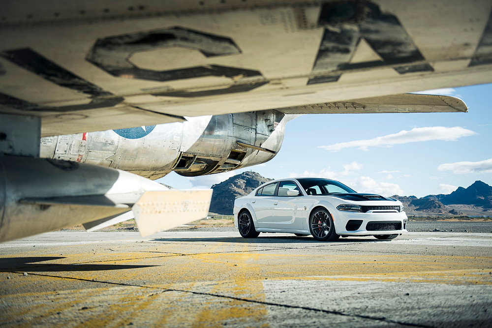 Dodge Charger SRT Hellcat FCA photo