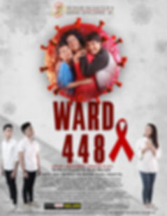 WARD 448 FINAL SHORT POSTER TICKET WORLD