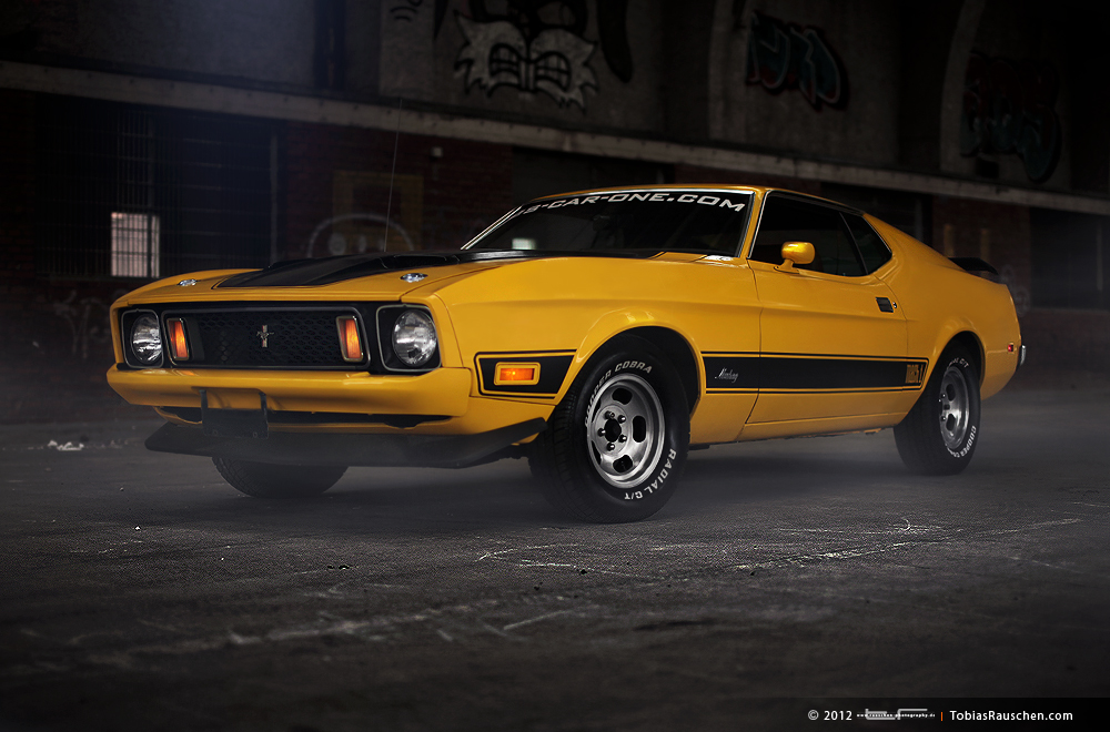 FORD MUSTANG MACH-I