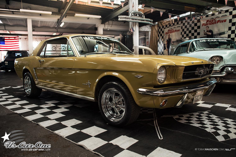 65 Ford Mustang V8