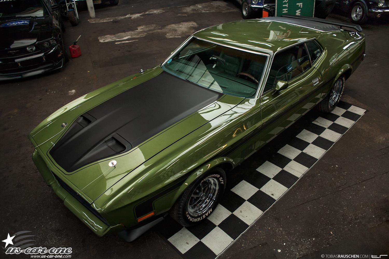 Mach-I Mustang