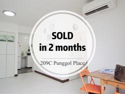 Blk 209C Punggol Place