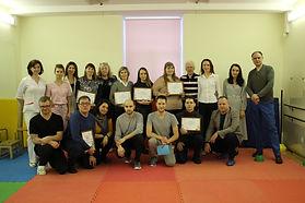 Специалисты по детской реабилитации обменялись опытом на мини-конференции в Центре «ГРОССКО»