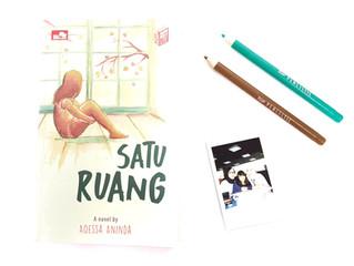 Review: SATU RUANG by Aqessa Aninda
