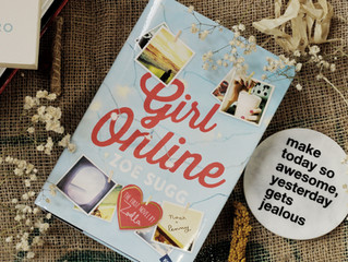 Review: GIRL ONLINE by Zoe Sugg