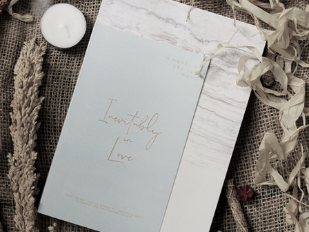 Review Inevitably in Love by Cecilia Wang (18+)
