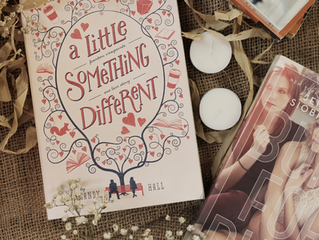 Review: A Little Something Different by Sandy Hall
