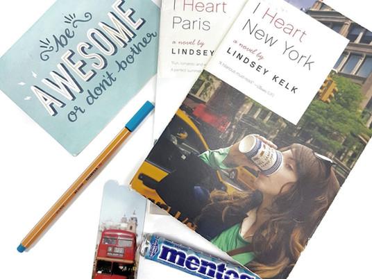 Review: I Heart New York by Lindsey Kelk