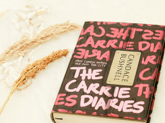 Review The Carrie Diaries by Candace Bushnell