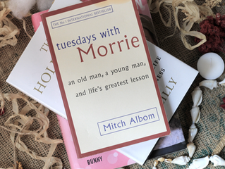 Review: Tuesdays with Morrie by Mitch Albom