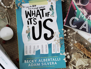 Review What If It's Us by Becky Albertalli & Adam Silvera