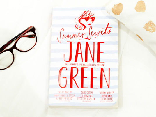 Review Summer Secrets by Jane Green