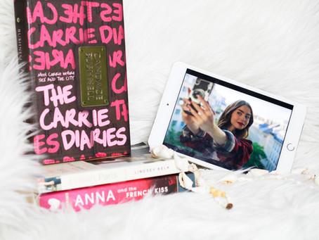 Novel Berlatar Paris: Rekomendasi Buku Untuk Pecinta Emily in Paris