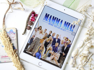 Review Mamma Mia! Here We Go Again: The Juke  Box has arrived!