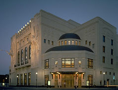 Nancy Lee and Perry R. Bass Performance Hall